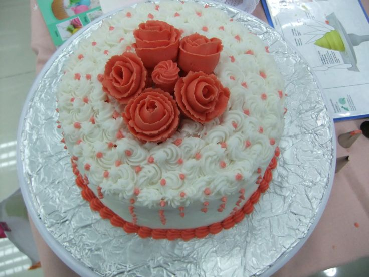Cake Decorating Classes Dc : 17 Best ideas about Cake Decorating Courses on Pinterest ...