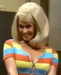 Carol Cleveland in 'And Now For Something Completely British'!