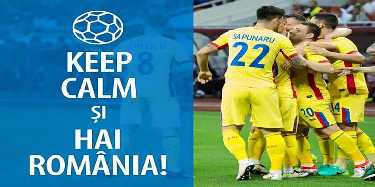 Keep calm si Hai Romania!