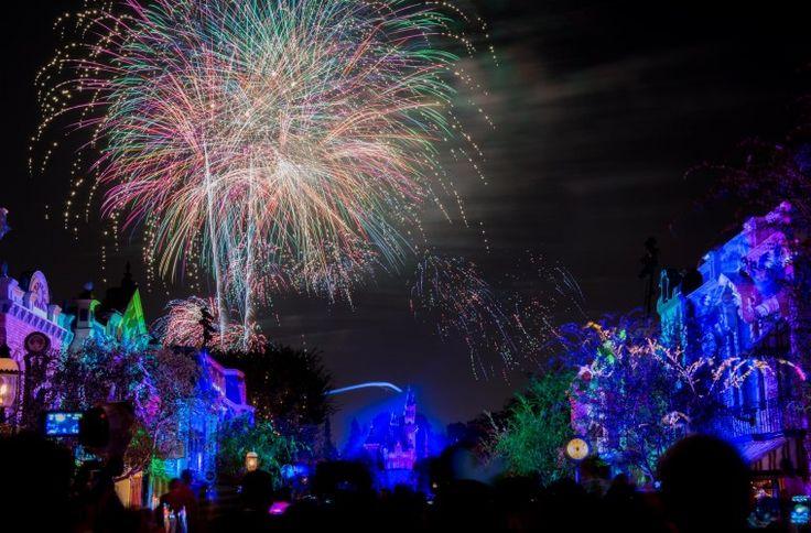 Beginner's Guide to Disney Firework Photography - The Bucket List Narratives