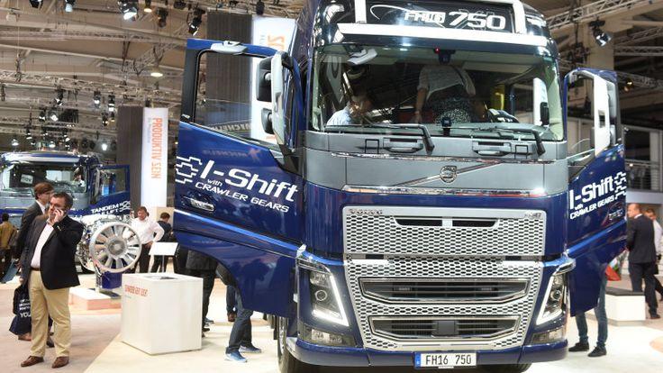 China's Geely turns to Volvo trucks in latest Swedish venture