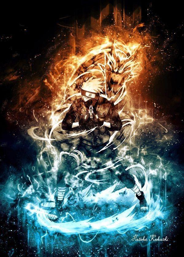 Veja imagens do Kakashi personagem do anime Naruto e