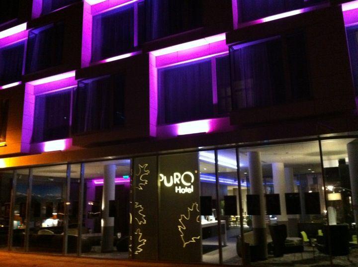 Puro Hotel in Wrocław