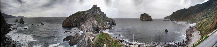 Vistas de San Juan de Gaztelugatxe - elcorreo.com