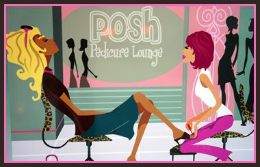 """*Featured Business*  Okay social butterflies, here's the hot spot you'll want to head to for the most glamorous bridal and stagette parties, an unforgettable birthday bash, a hip night out or an """"un-corporate"""" corporate event.  Check out Posh's FB page for fantastic specials!"""