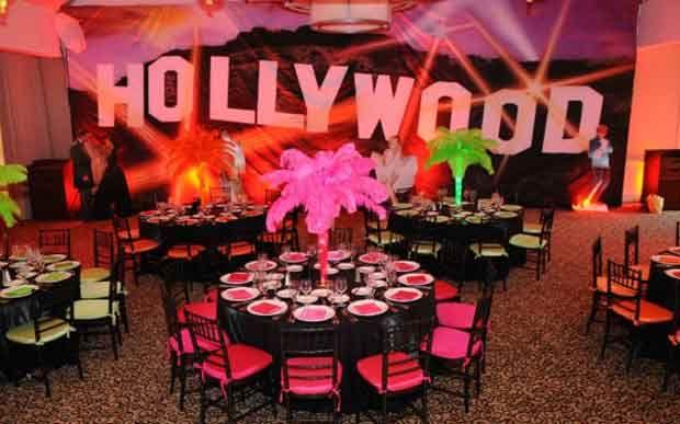 Festa Hollywood: como produzir!   Malaguetaloc Dicas