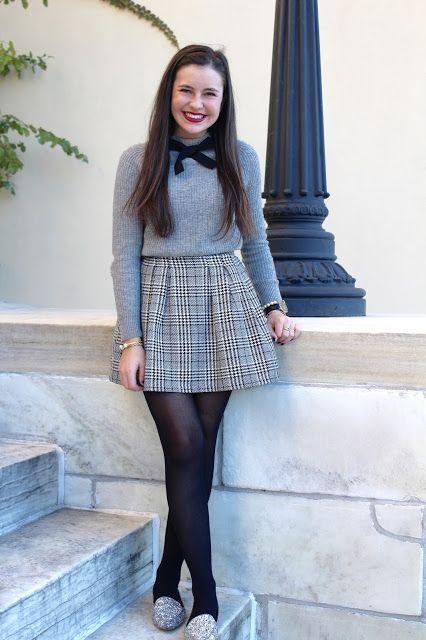 Belleoftheball45: Holiday Greys | Fall/Winter Preppy Fashion