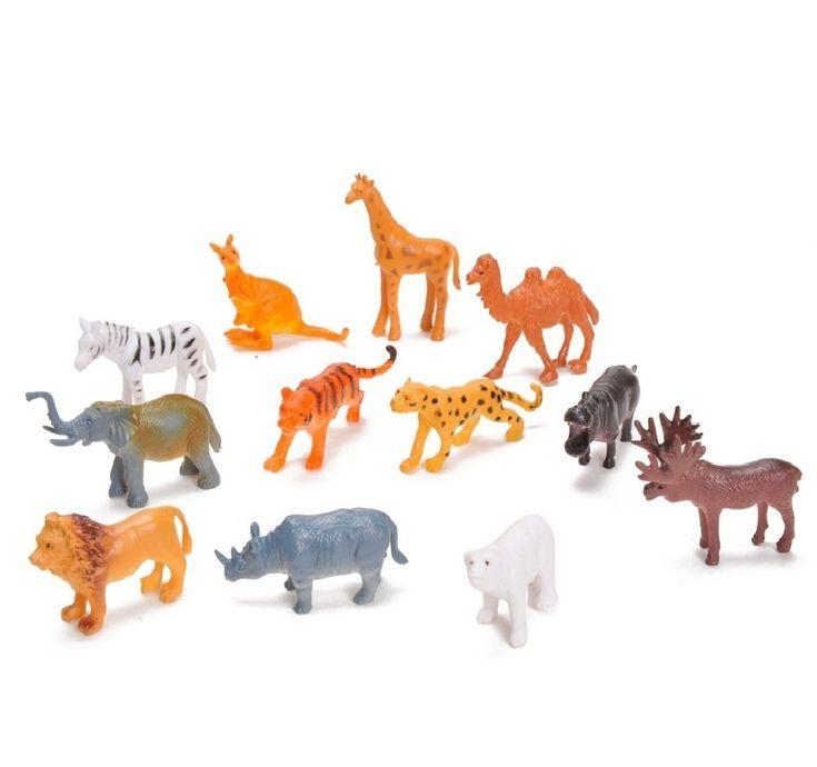 dierentuindieren plastic figuurtjes