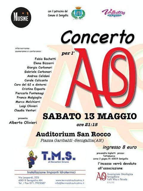 Gabriele Carbonari: Concerto A.O.S.