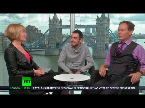 Keiser Report: Monetary Nuclear Option meets Fiscal Policy (E815)