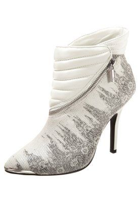 Supertrash - LEIGH - Ankle boot - biały