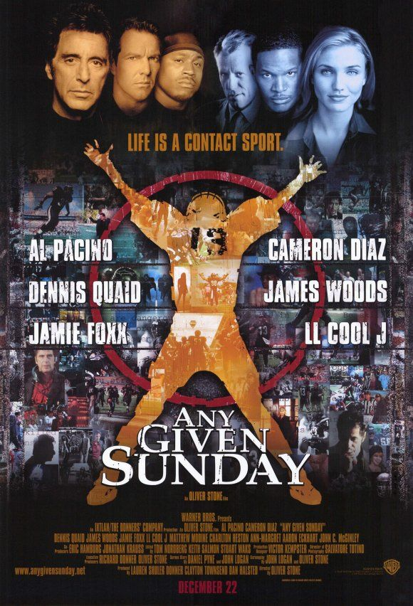 Films watched in 2013  Any Given Sunday