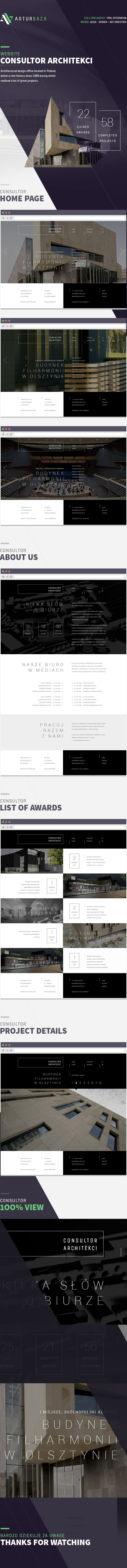 Consultor architects on Behance