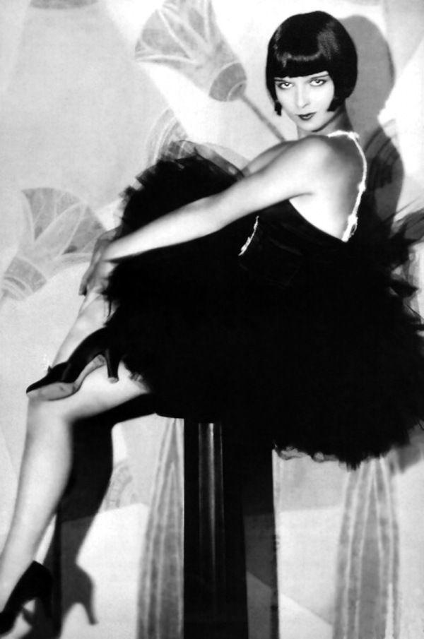 La actriz maldita de Hollywood, Louise Brooks