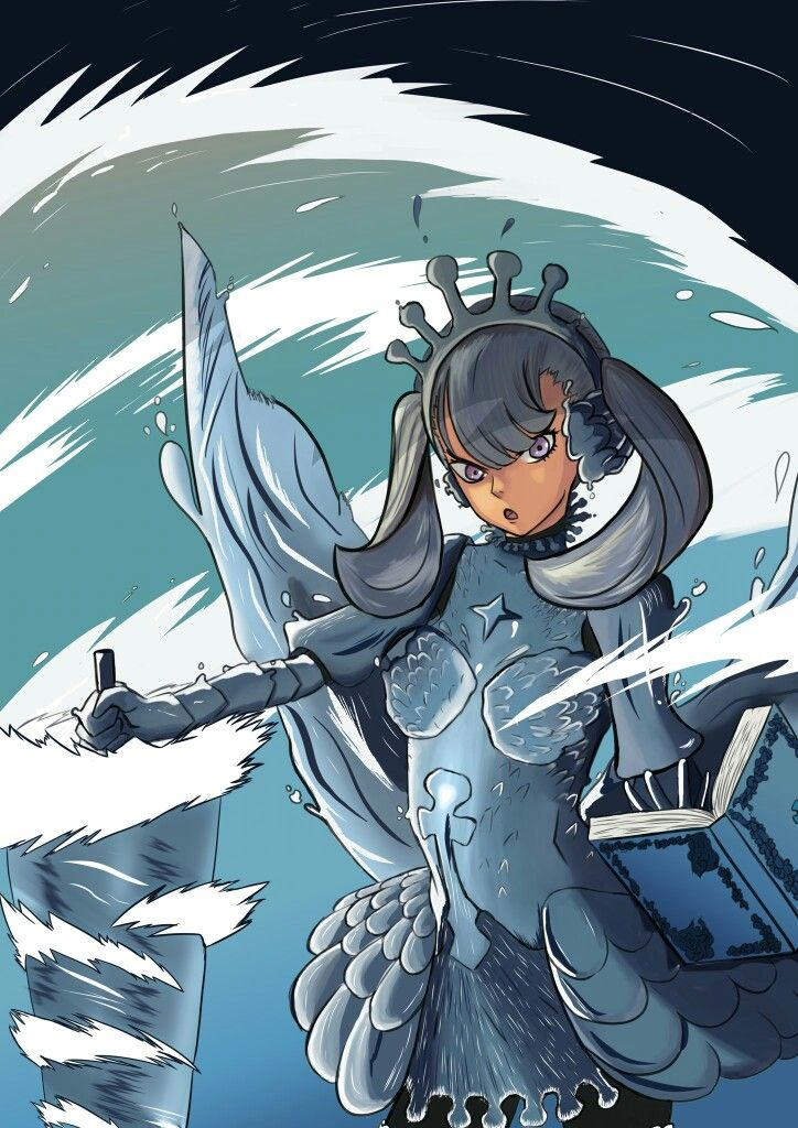 Noelle Silva Black Clover Art By Itskoihue Twitter Black Clover Anime Black Clover Manga Anime