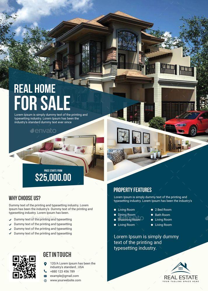 Real Estate Flyer Bundle Templates Real Estate Flyers Real Estate Real Estate Buying