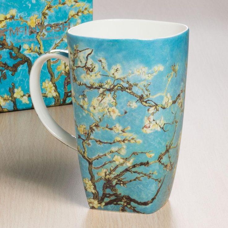 Van Gogh 'Almond Blossom' Grande Mug