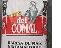 Masa para tortillas Maseca / del COMAL en Guatemala by Carlos (Cash) Chacon Arriaza , via Behance