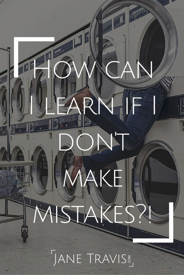 Mistakes feel bad at the time, but are a great way to learn. Don't waste them use them to your advantage - I'll show you how