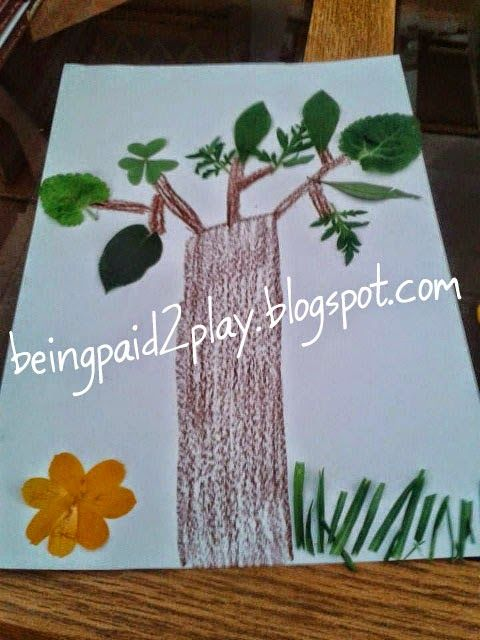 Being Paid 2 Play: Natural Tree