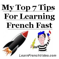 Learn French Fast