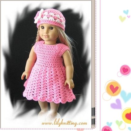 Imgenes De Free American Girl Doll Clothes Patterns To Crochet