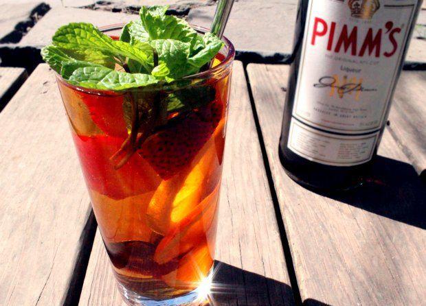 7 Ways To Pimp Your Pimm's Cup   Food Republic