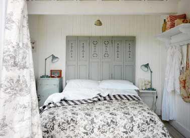 Les 87 meilleures images du tableau fabriquer une t te de lit sur pinterest chambre d co - Ou mettre son lit dans une chambre ...