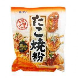 3,78€ Harina para Takoyaki 200 g