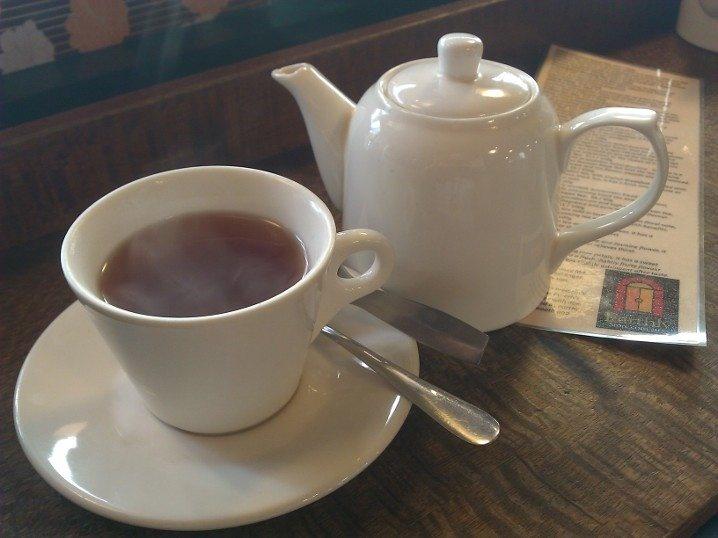Pu'erh Tea, Sugar 'N' Spice, Adelaide Street, Brisbane CBD.