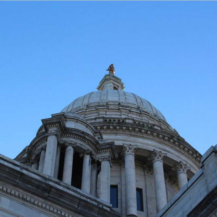 I love marble domes and blue skies.