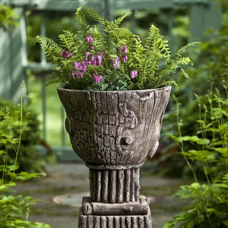 29 Best Images About Faux Bois Planters On Pinterest 400 x 300