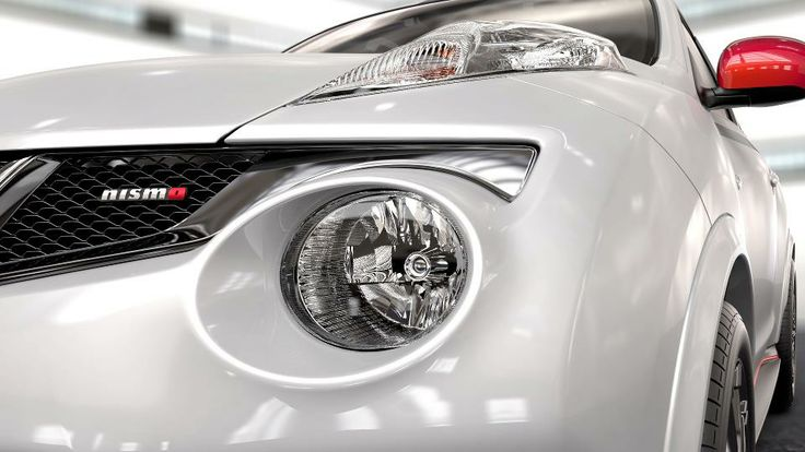 Nissan Juke Nismo.