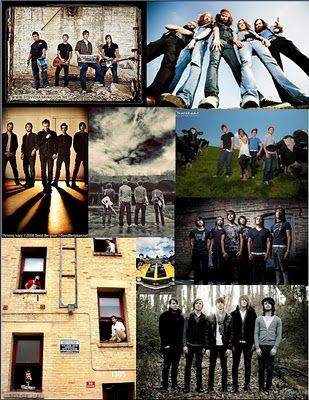 band photography ideas | ... band photo shoots to inspire us and so that we could get ideas for our