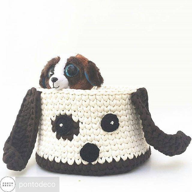 @Regrann from @pontodeco -  Beijos e Bisous  . . #crochet #sustentabilidade #cesta #cachorro #quartoinfantil #quartodecriança #decor #decoração #decoracao #desogn #interiordesign #infantil #instacute #pontodeco - #regrann