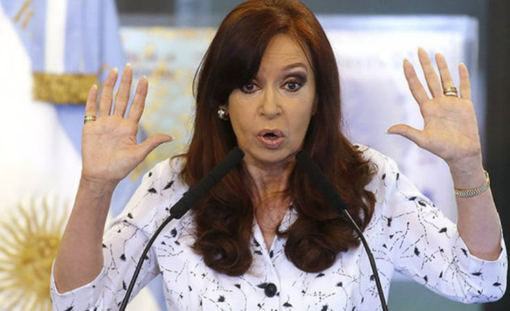 Oposição argentina diz que presidente Cristina Kirchner entrou na 'fase delirante'   #Complô, #CristinaKirchner, #EstadoIslâmico, #FundosAbutres, #Mandatária, #UniónPRO