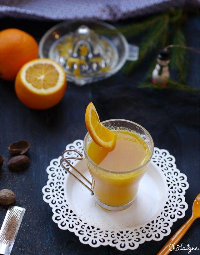 [C'est bientôt Noël] Jus d'orange aux Epices - Blog de Châtaigne