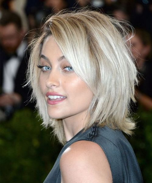 hot short celebrity hairstyles