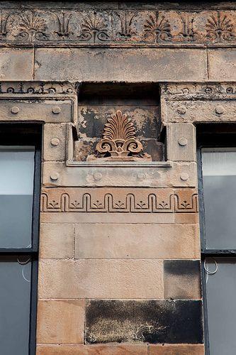 Oakfield Avenue, Glasgow - Alexander (Greek) Thomson
