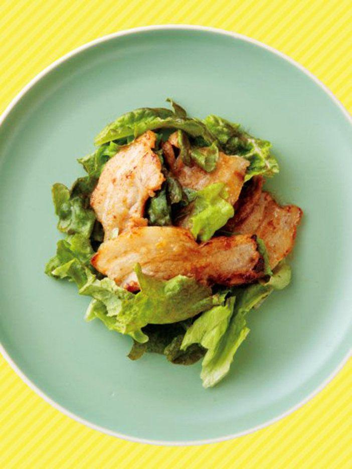 ドレッシングだけで、ごちそうサラダが完成。|『ELLE a table』はおしゃれで簡単なレシピが満載!