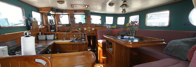 Our House has an Anchor: Choosing a Boat, Part III - The Finalists, Subpart B - Hans Christian 44 Pilothouse