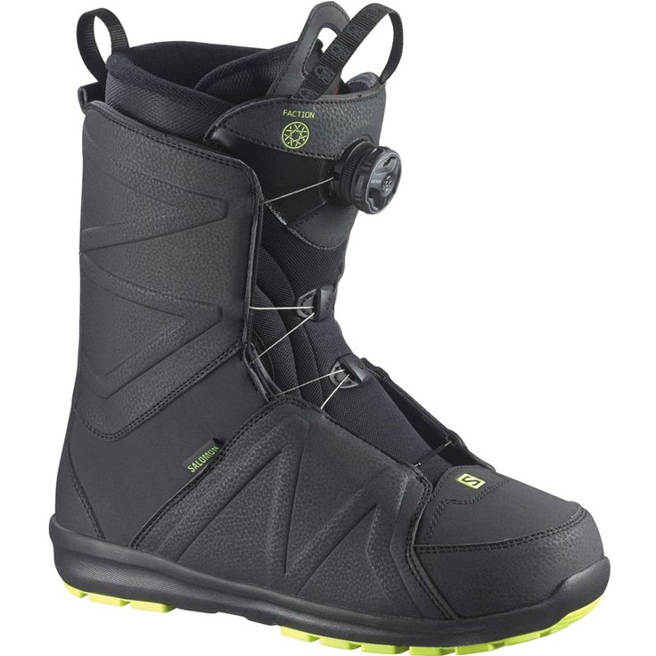 Salomon Faction Boa Boot 2015 | Salomon Snowboards for sale at US Outdoor Store