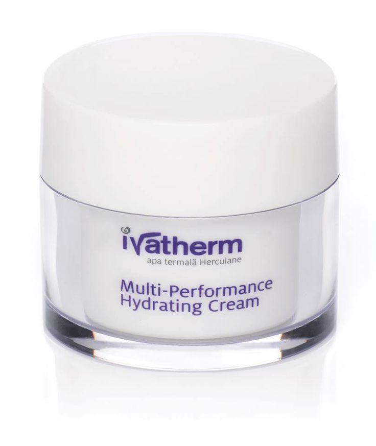 #MULTI-PERFORMANCE Hydrating #Cream #IVATHERM provides the hydration and care of #sensitive #skin through maintaining and protecting its physiological balance and activating the regeneration process.