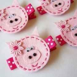Hair clips are cute... and where better to find an amazing selection of cute hair clips than on Pinterest. On this page I showcase the cutest...