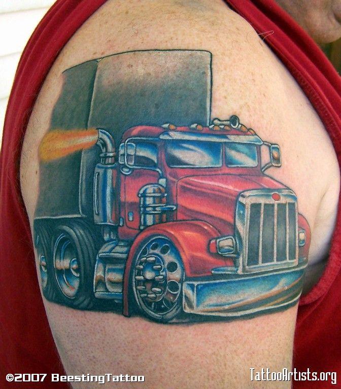truck tattoos | gregtruck2 - Tattoo Artists.org