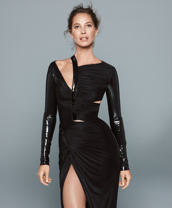Christy Turlington Interview - Chrsity Turlington Quotes on Family, Philanthropy and Career - Harpers BAZAAR