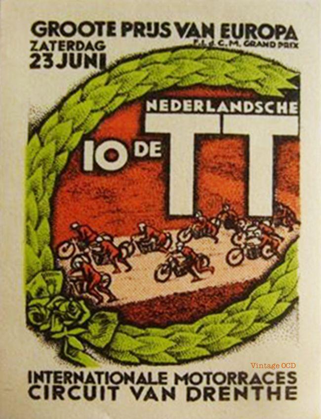 Moto Poster - VintageOCD