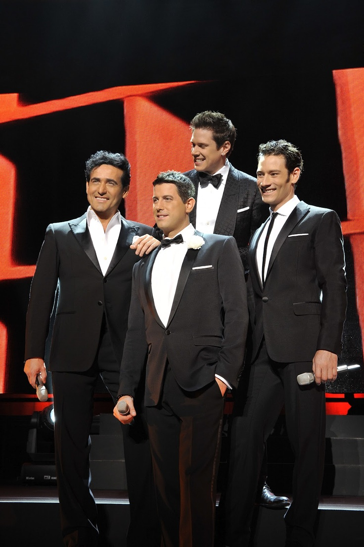 558 best images about il divo on pinterest the - Il divo free music ...
