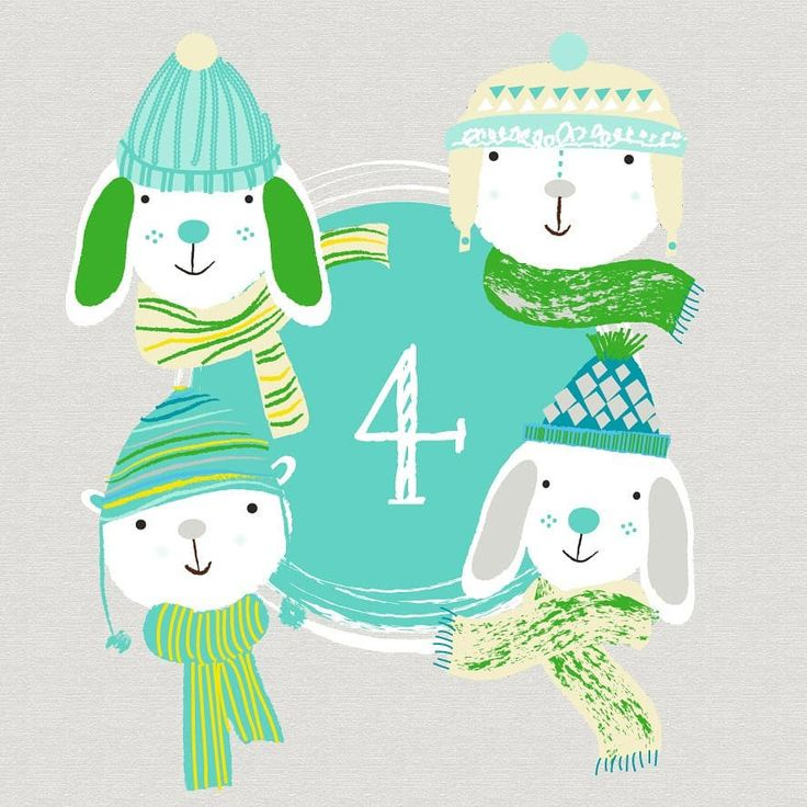 "Yana Ko on Instagram: ""Let's stay warm . . . #christmasadvent #illustrationaday #christmascountdown #littlecritter #cozywinter #holidayseason #christmasgreeting…"""