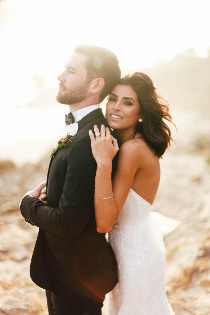 bhldn, sazan wedding dress, wedding, dress, white